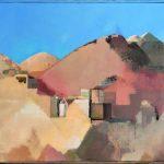Mauro Cozzi - Case alla montagna rossa