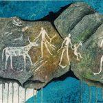 Nevio Bedeschi - Petroglifi sahariani
